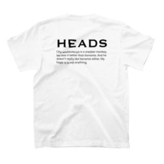 heads T-shirts