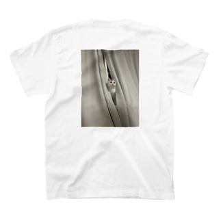 カーテンからギータ T-shirts