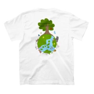 love earth(稲垣和歌子) T-shirts