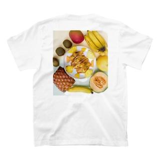 フルサンバックT_3 T-shirts