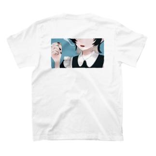 メイドさんの休憩 T-shirts
