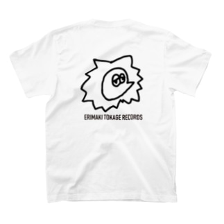 エリマキトカゲレコーズ T-shirts