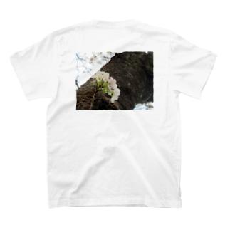 桜(アップ) T-Shirt