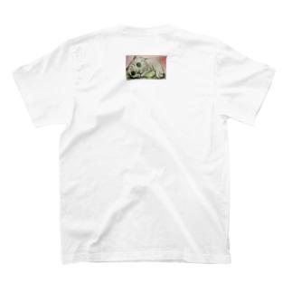 ねこくんとかえるさん T-shirts