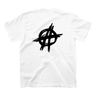 🔨ANARCHY🔨 ブラック T-Shirt