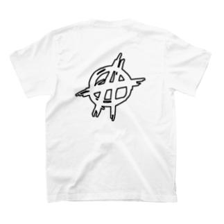 🔨ANARCHY🔨 ホワイト T-Shirt