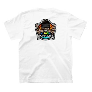 Ruff Life Newロゴ  T-shirts