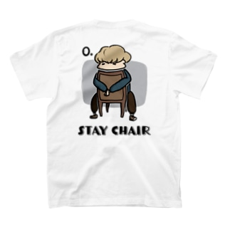 Stay Chair T-shirts
