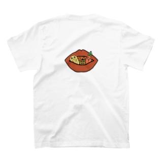 カレーの口 T-shirts