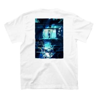 第5回単独ライブグッズ(文字なし・背面) T-shirts