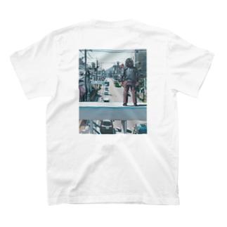PARIS on the City!×コサカダイキ「愛の爆心地」 T-Shirt