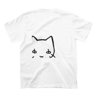 バンダナにゃんこ T-shirts