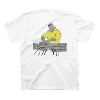 コンタクトケース・DJ T-shirts