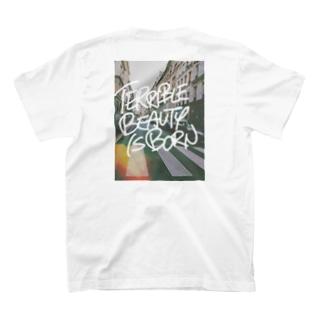 Paris【🦇】 T-shirts