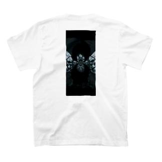 RMk→D (アールエムケード)のカタコンベ T-shirtsの裏面