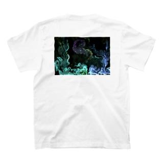 フルイド・上昇 T-shirts
