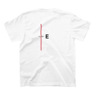 jokeboxのrising sun T-shirtsの裏面
