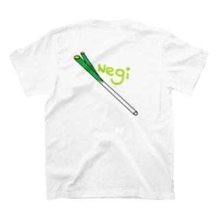鴨がネギしょって T-Shirt