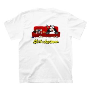 おしゃべりオムライス10年目記念記念グッズ T-Shirt