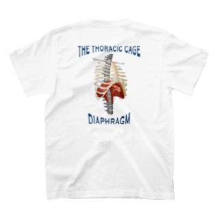 ココハレDIAPHRAGM(横隔膜)  T-Shirt