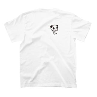 くっつき棒パンダ。 T-shirts