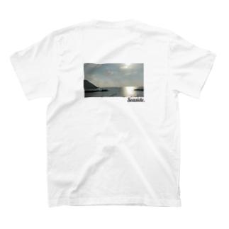 【Seaside.】シリーズver.1 T-shirts
