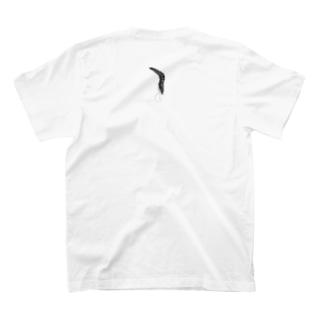 o  k  mのやっべ、海老付けてきちゃった。 T-Shirt