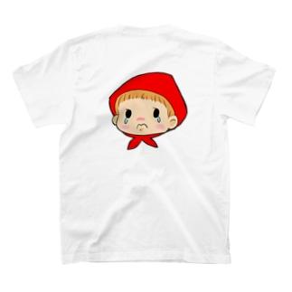 ベビーガール(ぐずり) T-shirts