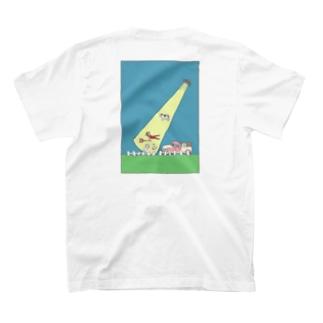 キャトルミューティレーション T-Shirt