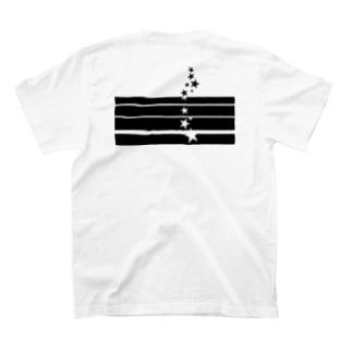 流れ落ちる星達 T-shirts