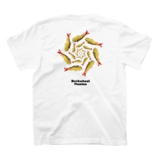 TEMPURA ADDICT S/S T-shirts