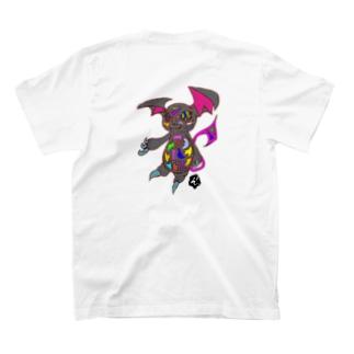 ★数量限定★ サイケデリックな小悪魔 T-shirts