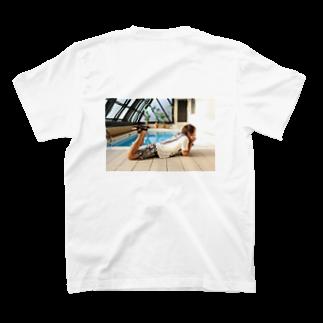 サトケンSUZURIのプール T-shirts