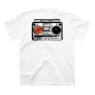 MGarage '90 ラジカセ&ピザ🍕 T-Shirt