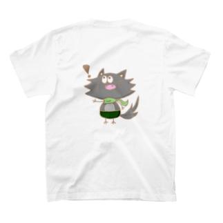 ハロウィンのオオカミくん T-Shirt