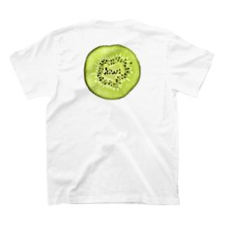 ※背面印刷ver キウイ~kiwi~ T-Shirt
