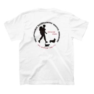 morinoki2018 「旅人」 T-shirts