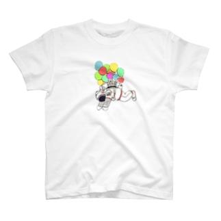 宇宙の風景 T-shirts