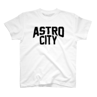 ASTRO CITee T-shirts