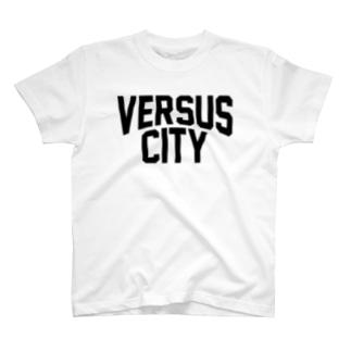 VERSUS CITee T-shirts