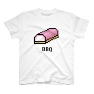 かまぼこ(紅) T-shirts