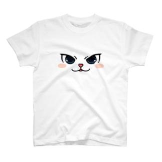 テリシアフェイス T-shirts