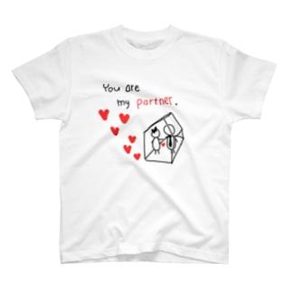 伴侶 T-shirts