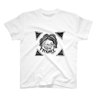 ドレッド T-shirts