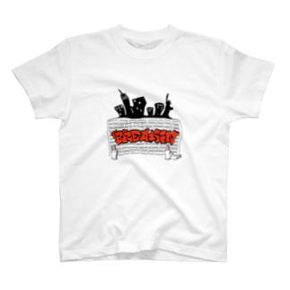 ブレイクタウン T-shirts