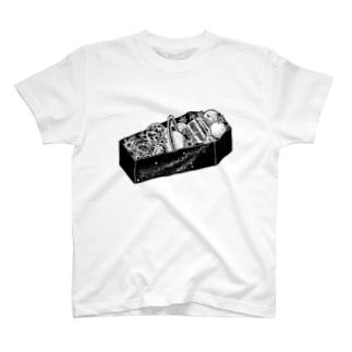 星も死ぬ T-shirts