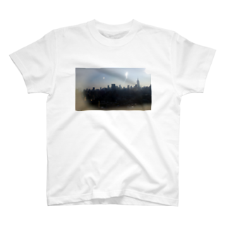 monotonic storeのskyscraper in NY T-shirts