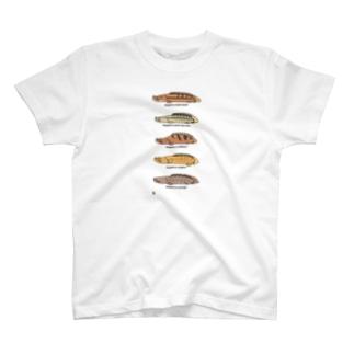 プチプチポリプ(下の巻) T-shirts