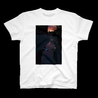 monotonic storeのsoho T-shirts