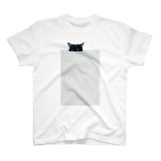 ちょっとだけ猫 T-shirts